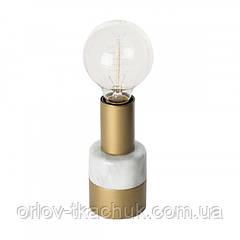 Настільна лампа Candle KM Grey
