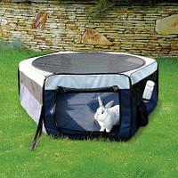 Уличный загон для мелких животных TRIXIE,  D- 130 x 55 см,  например: кролики, щенки