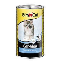 Витаминизированное молоко с таурином для кошек Gimpet Cat-Milk 200 мл