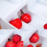 Отделитель косточек из вишни, черешни, маслин и оливок Cherry Pitter машинка для удаления косточек, фото 3