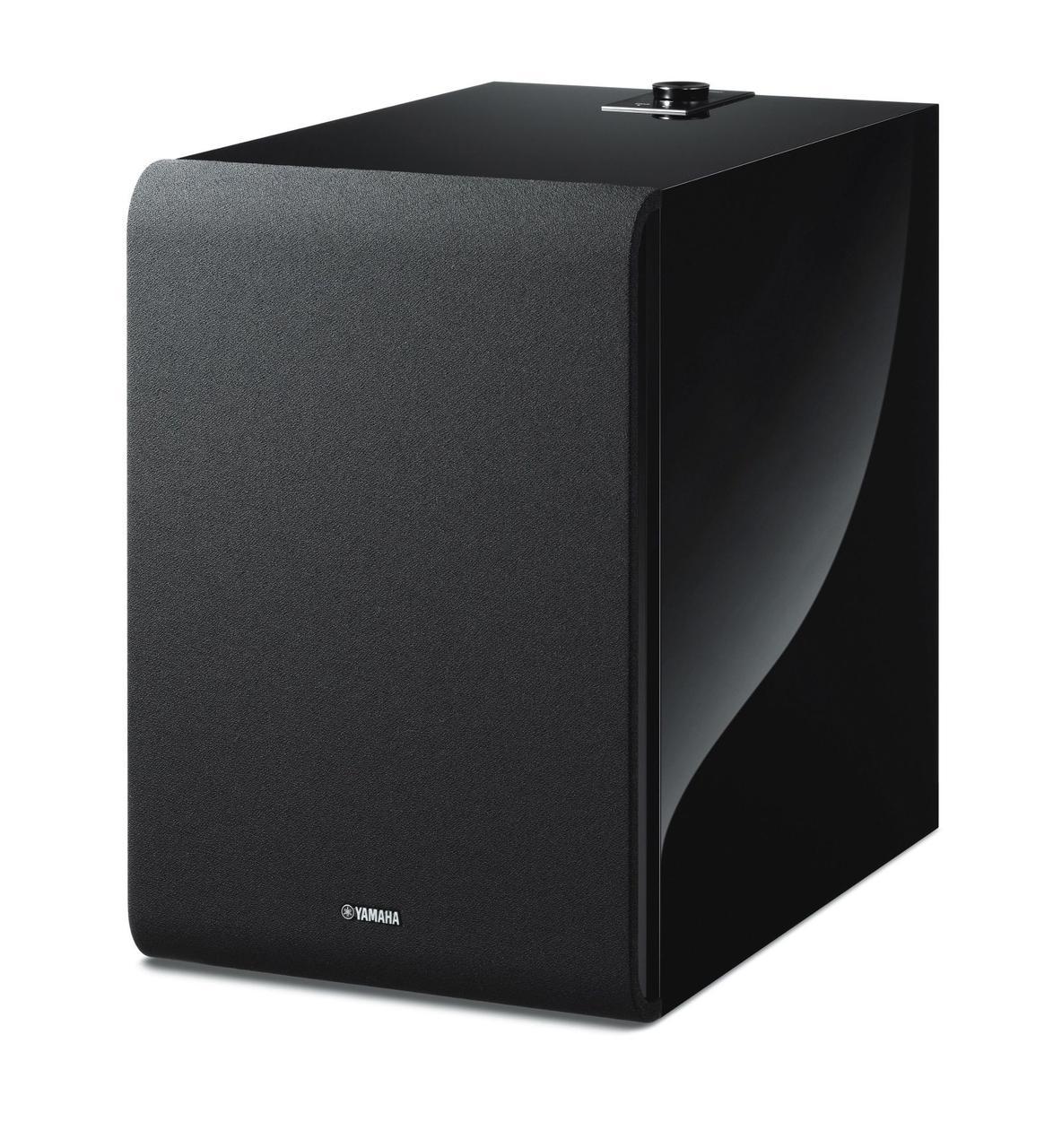 Активный сабвуфер Yamaha NS-NSW100 Piano Black