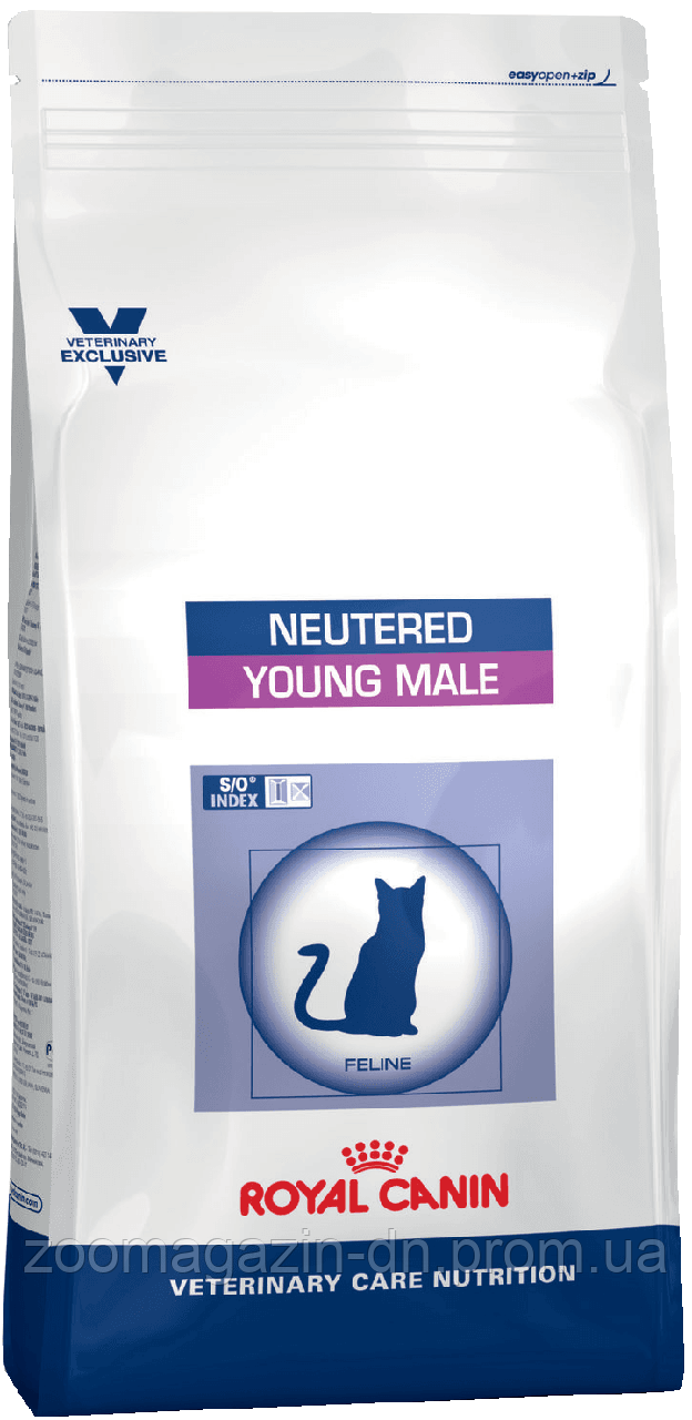 Royal Canin Young Male S/O для кастрированных котов 3,5 кг