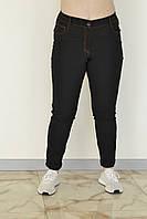 Женские джинсы в больших размерах на высокой посадке 1015644, фото 1