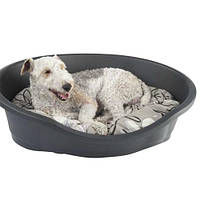 Imac ДИДО (DIDO) спальное место для собак, пластик,110х78х32 см. , светло-серый.