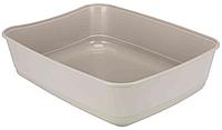 Туалет для котов TRIXIE, серо-коричневый, 46,5х36,5 см