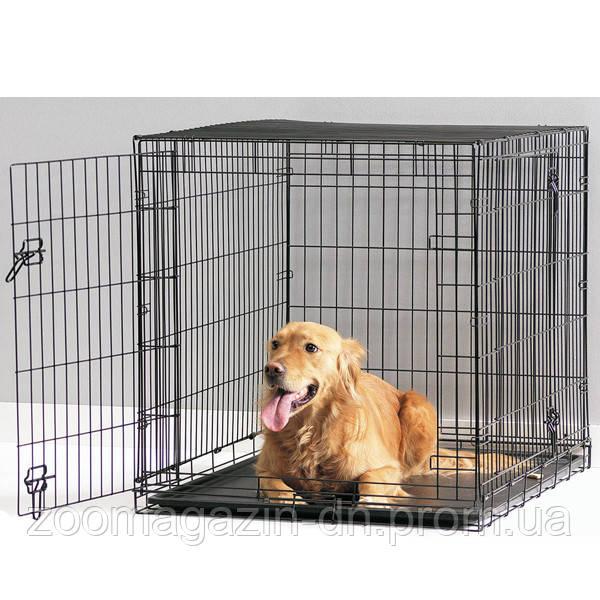 Savic ДОГ КОТТЕДЖ (Dog Cottage) клетка для собак , 118Х77Х84 см.