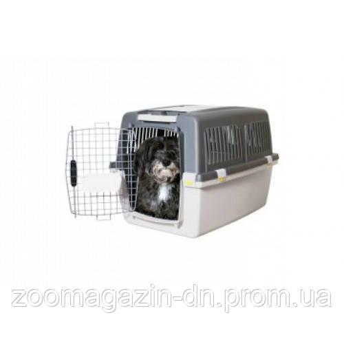 Переноска для собак TRIXIE - Gulliver, 64 x 64 x 92 см. , вес до: 38 кг