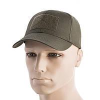 M-Tac бейсболка тактическая Elite Flex рип-стоп ARMY OLIVE