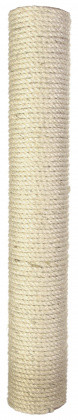 Запасной столбик для дома TRIXIE ø 11 × 60 см. Цвет: натуральный Размер резьбы: M10
