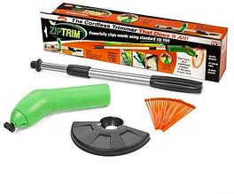 Газонокосарка для саду ручна Zip Trim акумуляторна