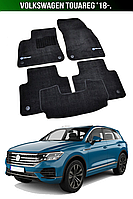 Килимки Premium Volkswagen Touareg '18-.