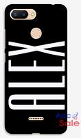Чехол с принтом для Xiaomi Redmi 6 / 6A