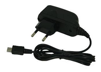 Сетевое зарядное устройство  MAKC Nokia 8600 (черный)