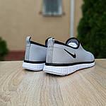 Мужские летние кроссовки Nike (серые) 10153, фото 3