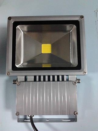 Светодиодный прожектор LED 30 Ватт удлиненный, уличный IP65.Купить в Днепропетровске,Запорожье оптом, фото 2