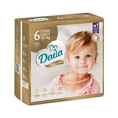 Підгузки Dada Extra Care 6 (16+кг), 26шт