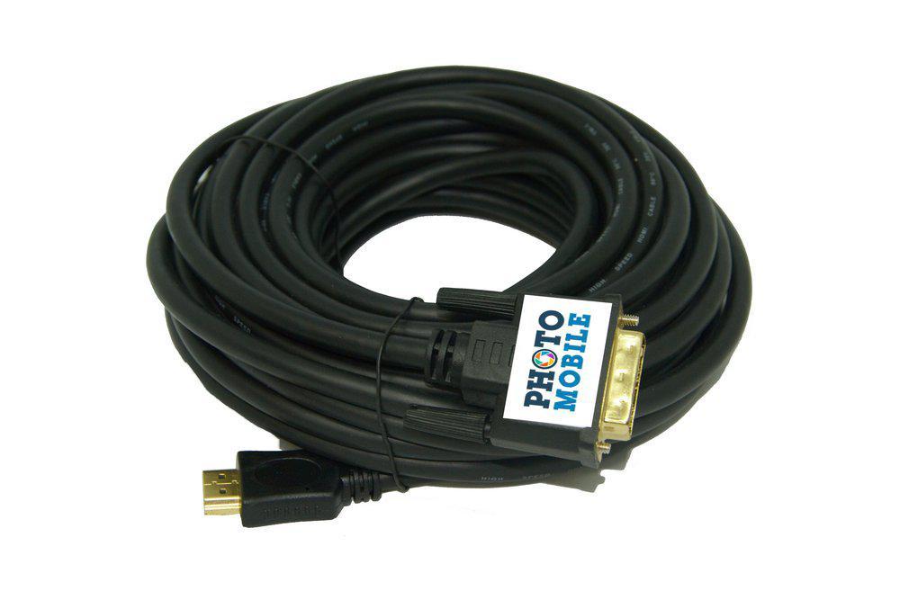Кабель Gemix  HDMI/DVI (черный)