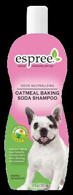 ESPREE Шампунь с протеинами овса и пищевой соды Oatmeal Baking Soda Shampoo 591 мл