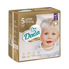 Підгузки Dada Extra Care 5 (15-25кг), 28шт