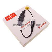 USB кабель Hoco U54 Advantage MicroUSB black, фото 2