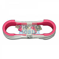 Кабель для зарядки micro USB(розовый)