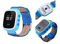 Смарт часы детские с трекером Q60 (розовый, синий, оранжевый), фото 3