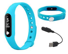 Смарт браслет Smart Bracelet DBT-B3 (голубой)