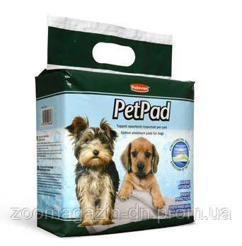 Padovan Пеленки Pet pad Влагопоглощающие пеленки для собак (10 шт.) 60x60