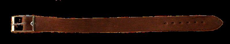 Ремешок 10 мм черный сандалетка