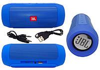 Портативная колонка Bluetooth JВL Charge 2+ (синяя), фото 2