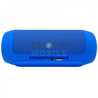 Портативная колонка Bluetooth JВL Charge 2+ (синяя), фото 3