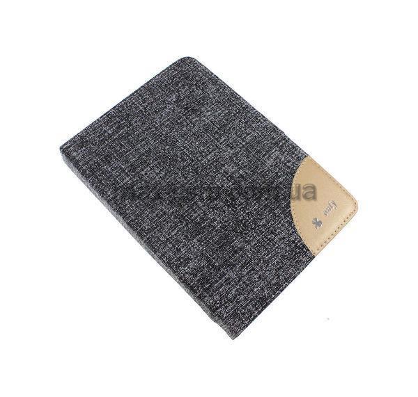 """Универсальная книжка 7"""" Fashion Case №4 black"""
