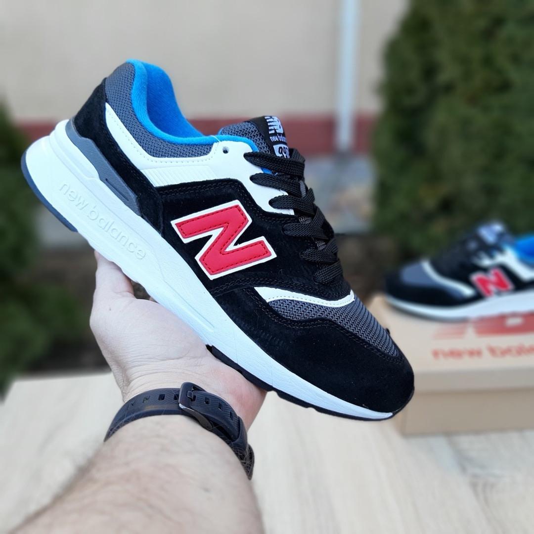 Мужские кроссовки New Balance 997 (черные) 1998