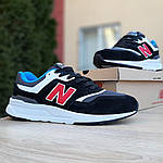 Мужские кроссовки New Balance 997 (черные) 1998, фото 5
