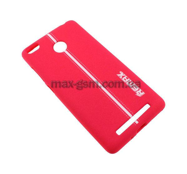 Накладка Remax Sport Xiaomi Redmi 3 Pro pink