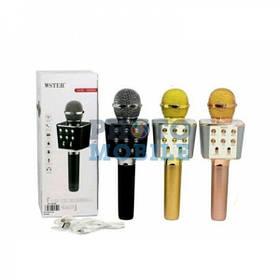 Микрофон Караоке Bluetooth WS-1688