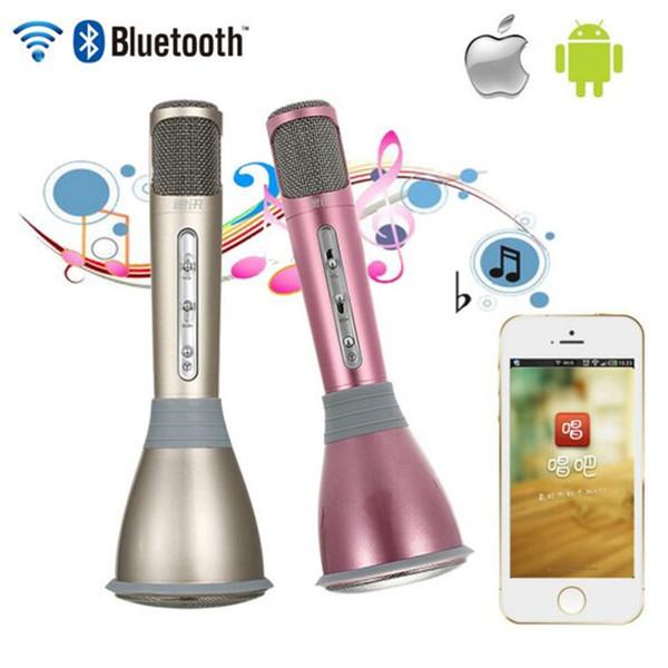Микрофон Караоке Bluetooth K-068