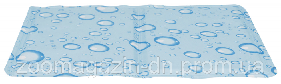 Подстилка охлаждающая TRIXIE, XL: 90х50см,голубой