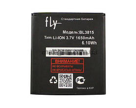 Аккумулятор Original Fly BL3815 (1650mAh)