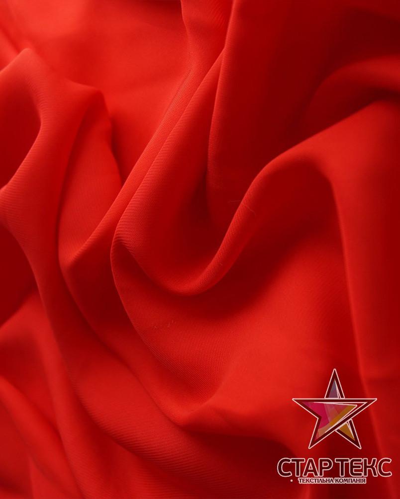 Шифон шовк Армані Червоний
