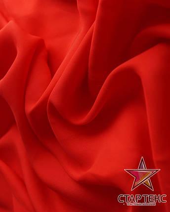 Шифон шовк Армані Червоний, фото 2