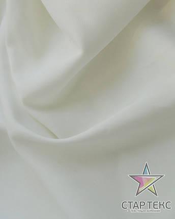 Шифон шовк Армані Молочний, фото 2