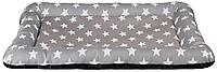 TRIXIE лежак Stars 100х70см, серо-коричневый