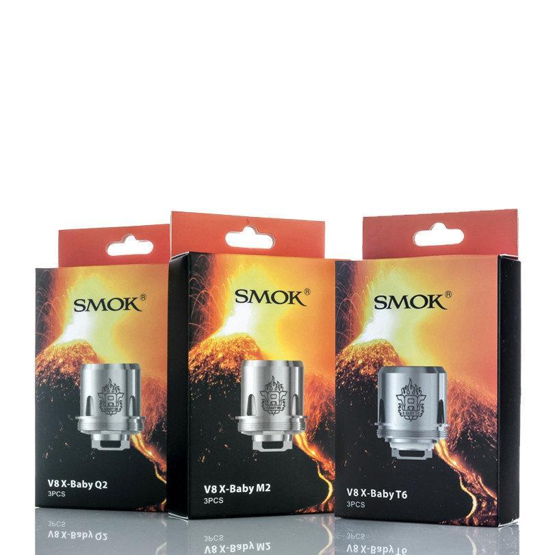 Испаритель SMOK V8 X-Baby Quality для stick X8 / tfv8 X-Baby