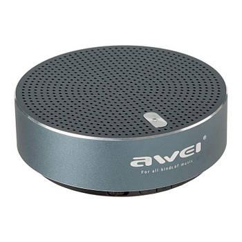 Портативная Bluetooth колонка Awei Y800 (серая)
