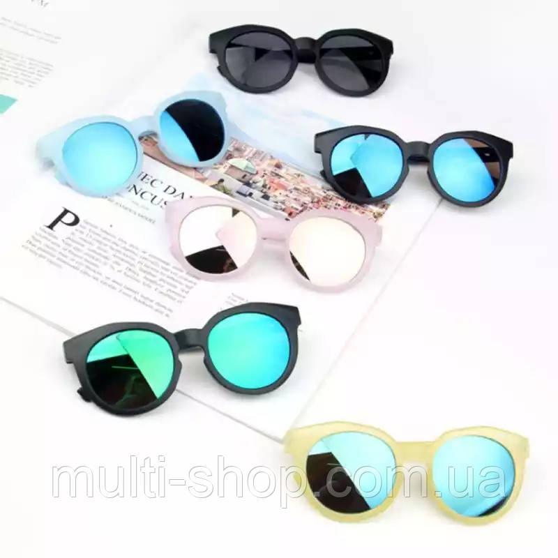 Сонцезахисні окуляри дитячі