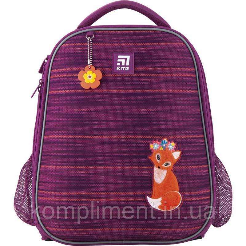 Рюкзак шкільний каркасний Kite Education Fox K20-531M-3
