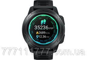 Смарт часы с шагометром и пульсометром Zeblaze Vibe 5 Pro black
