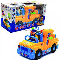 Машинка игрушечная Країна іграшок «Моя майстерня» (Моя мастерская), 26x14x15 см (KI-7037), фото 1