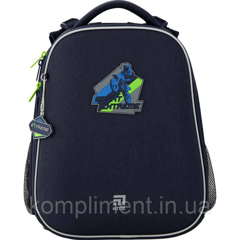 Рюкзак школьный каркасный Kite Education Catsline Extreme K20-531M-6